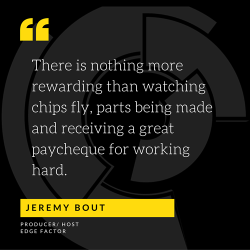 Quote by Jeremy Bout