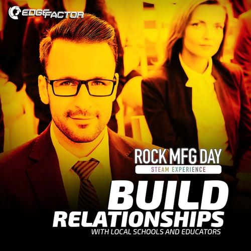 _Rock MFG Day Reason 4 Build Relationship Social Media