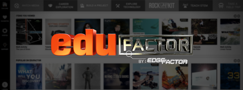 Elevate Iowa and Edge Factor are equipping teachers with multi media teaching resources.
