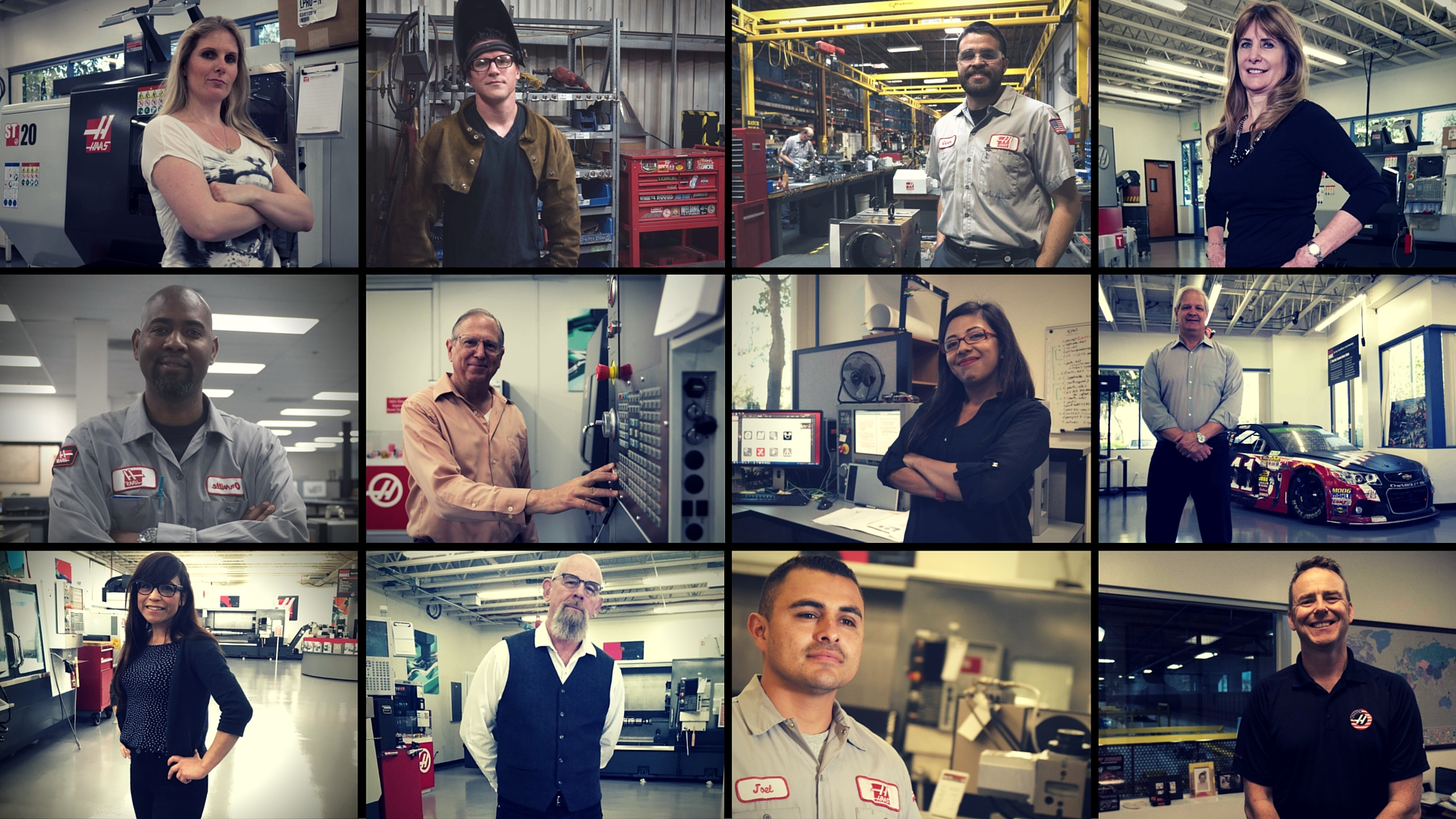 Edge Factor films at Haas Automation